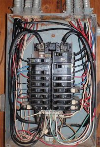 Excessive Corrosion at Electrical Panel
