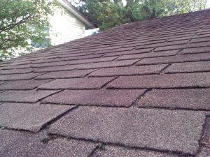 Deteriorated Roof