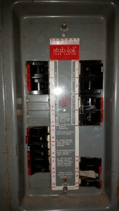 Federal Pacific Panel (Fire Hazard)