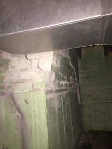 Structural Wall Damage